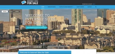 Internet Sites for Sale