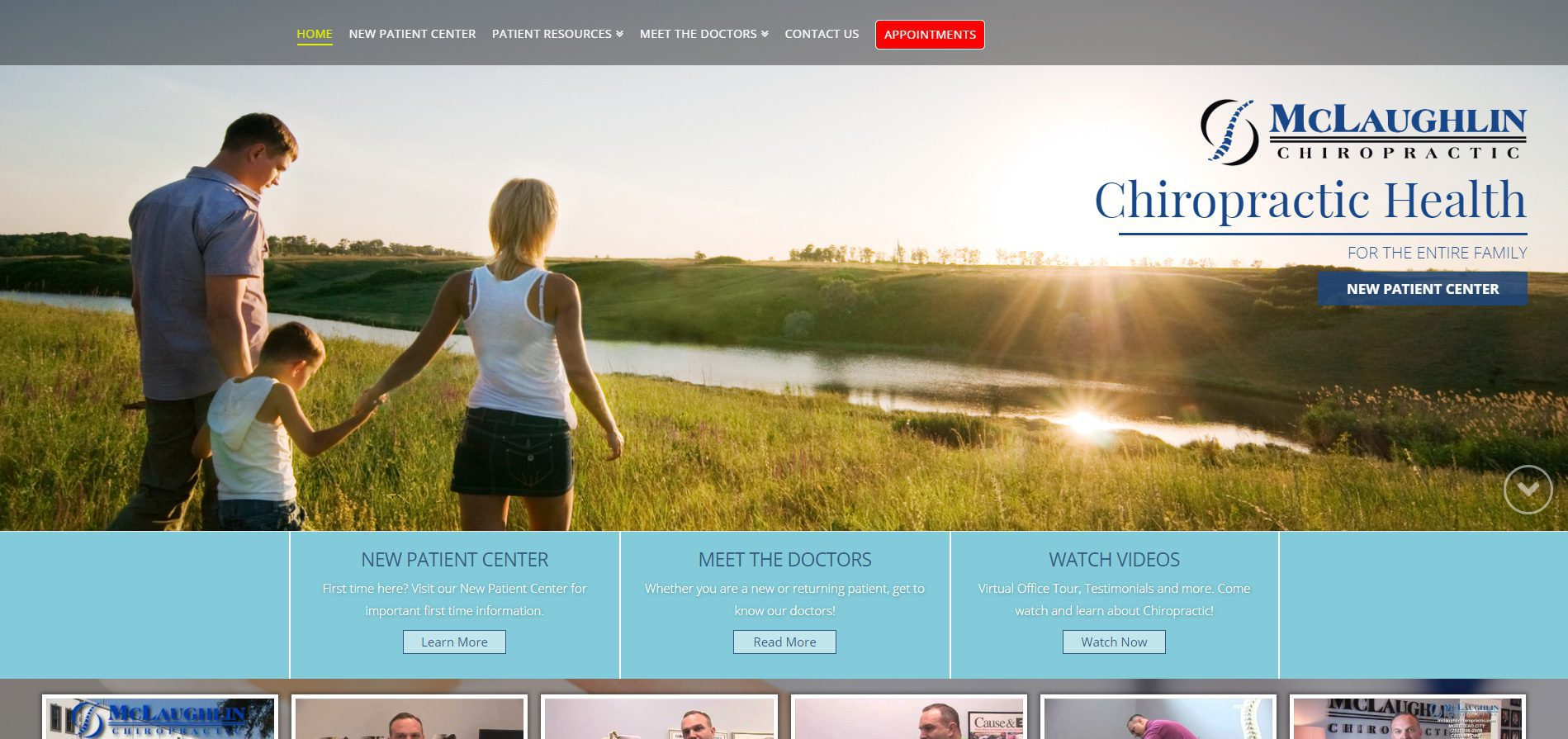 McLaughlin Chiropractic Center