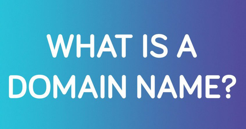 What is a Domain Name - Morehead City Website Design - JVMDLLC