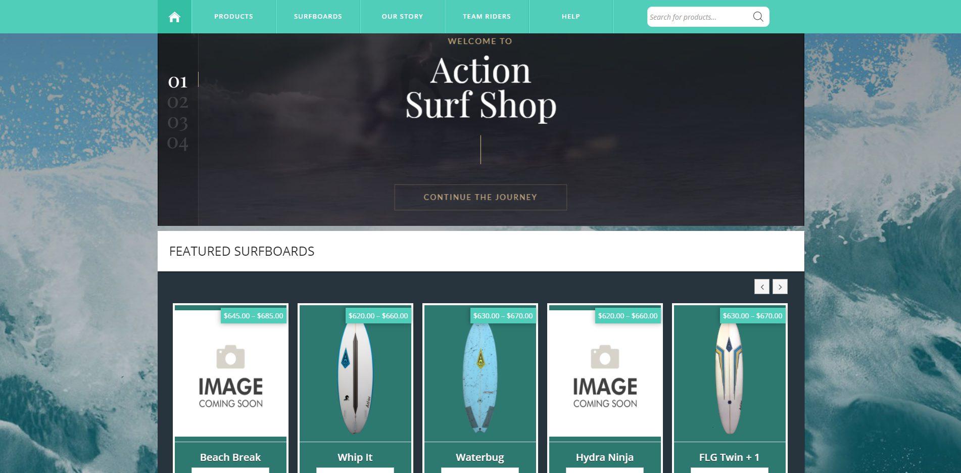 Action SurfShop