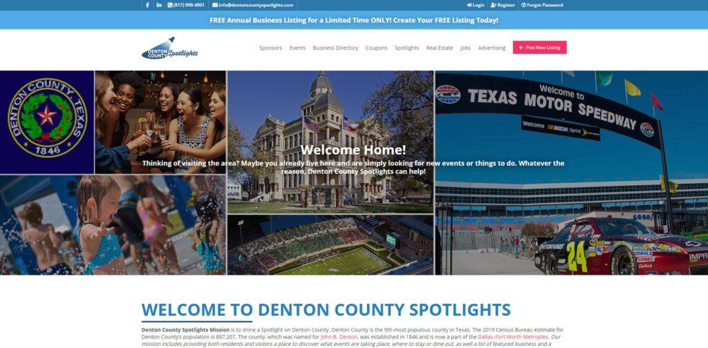 Denton County Spotlights