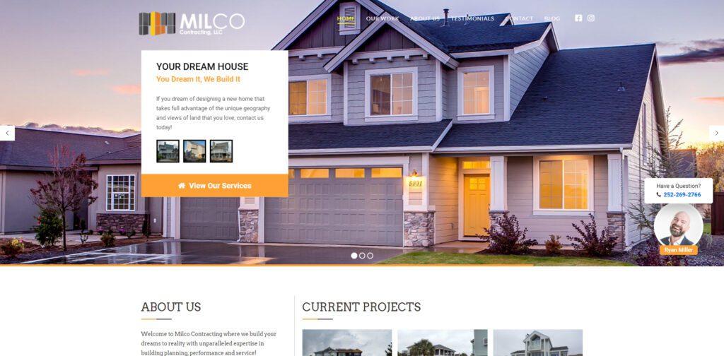 Milco Contracting