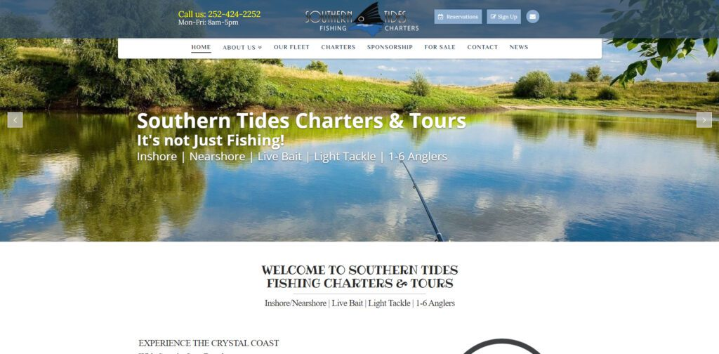 Southern Tides Fishing Charters